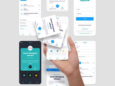 Looking for a job? design app ux ui