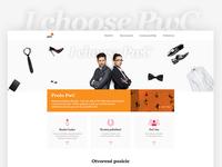 PwC I choose PwC Microsite