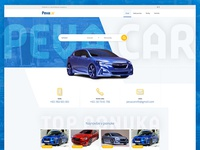 PevaCar Homepage