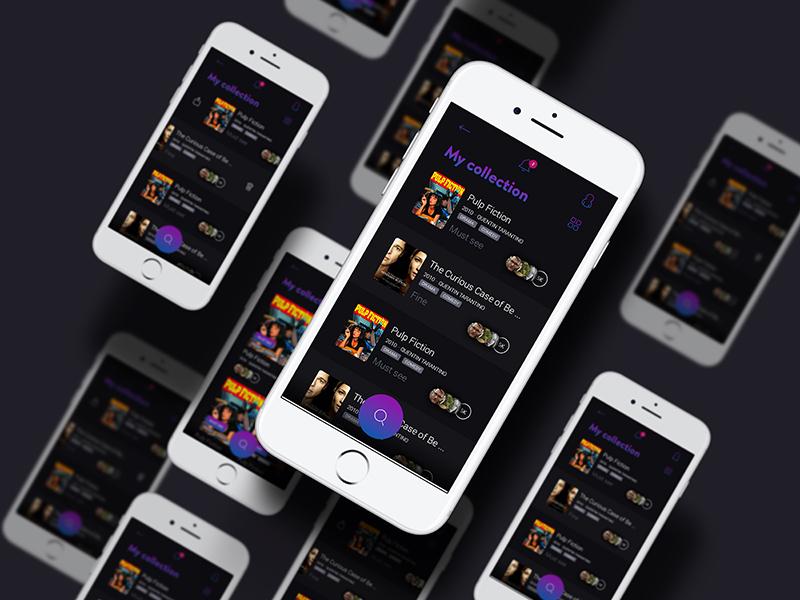 Movie App List list movie app