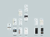 Dribbble app route