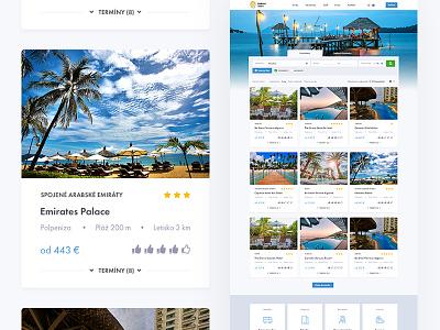 Gabriel Tour Version 2 design ecommerce eshop concept ui ux webdesign