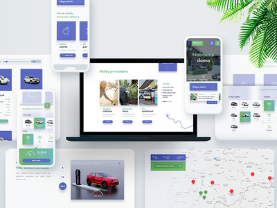 Kdenabijat e-mobility design ux ui webdesign