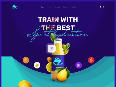 Championt webdesign ui website