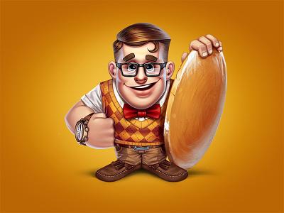 /// iamjoka photoshop wacom 2d digital art characters characterdesign illustration art