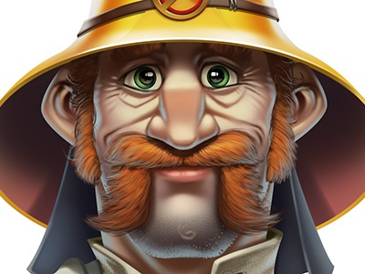 Fireman dribbble