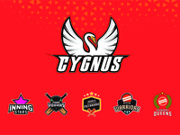 Cricket Team Logos