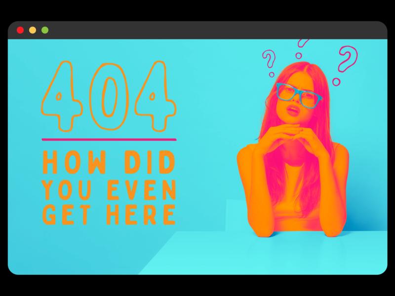 404 - Like What?
