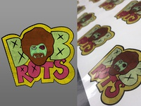 Bob Rots Sticker