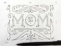 Mom Sketch