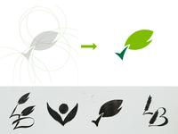Leader bio logo