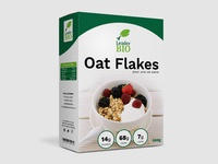 Oatflakes packaging