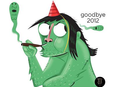 Hello 2013 green kapre:-) ecartoonman