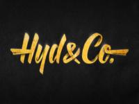 Hyd & Co Logotype