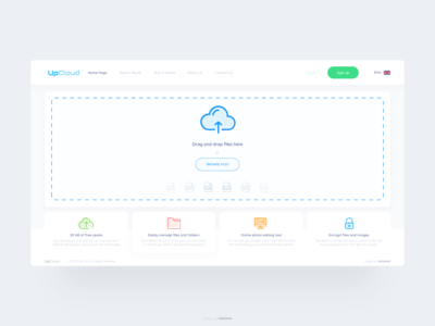 Upcloud Website