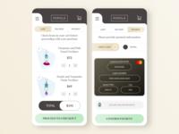 Checkout UI Design for Popola Jewelry