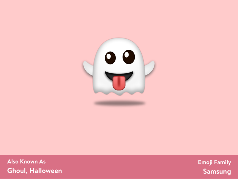 Ghost 👻 design emoji sketching sketch app
