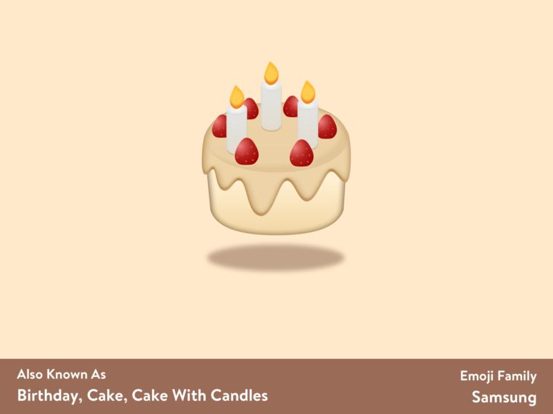 Cake 🎂 design emoji set emojis emoji sketching sketch app