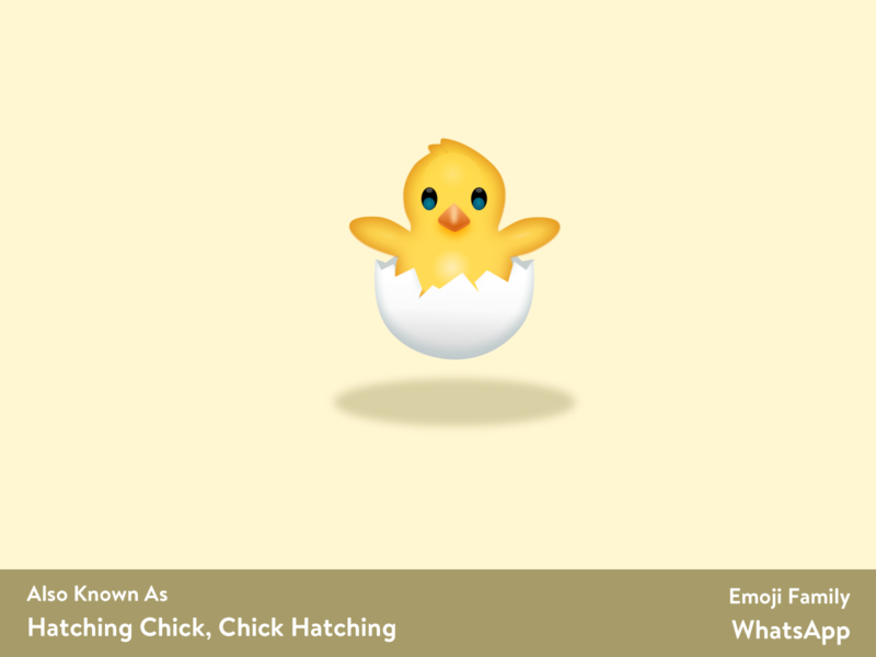 Baby Chick 🐣 logo design branding emoji set emojis vector art emoji vector artwork design sketching sketch app