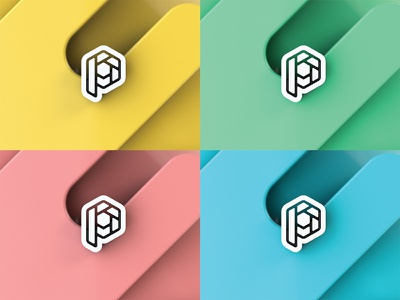 Playground Spotify Playlist Covers cover spotify logo 3d c4d