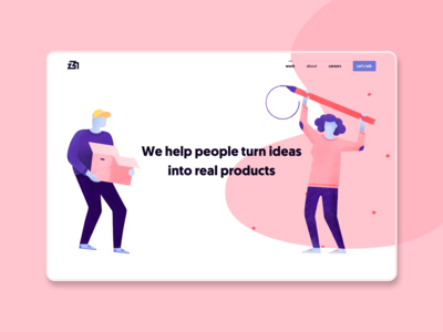 Z1 Branding - Website