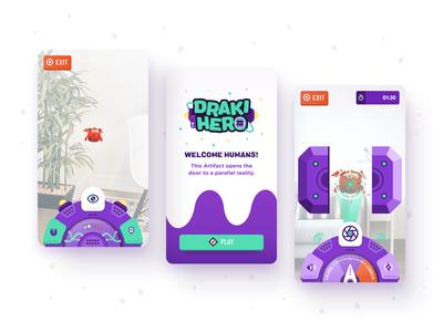 Draki Hero - mobile screenshots