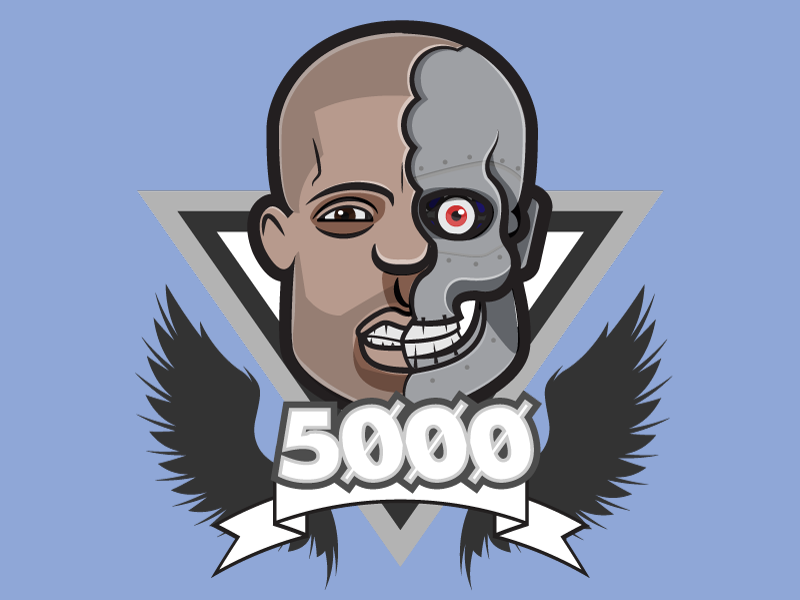 Order of the 5000 by Marcus A  Penn on Dribbble