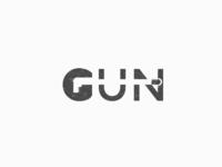 Gun logo Concept