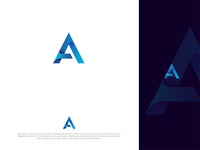 Explore A logo design