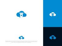 Castle Cloud logo idea