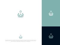 yoga logo idea