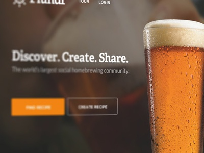 ¡Ay, cerveza! peek new beer home orange what