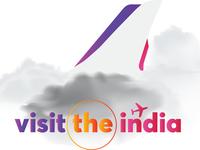 Visit The India Graphic Design