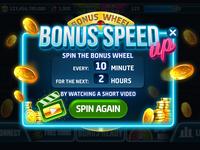 Bonus Speed