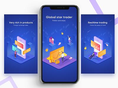 finance app sketch mobile icons art blue brand animation clean identity ios branding illustration website ui type flat icon app ux design