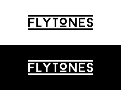 Flytones Logo_01 graphic design flytones electronic trap hiphop beat producer music branding logo