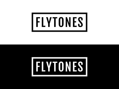 Flytones Logo_02 graphic design flytones electronic trap hiphop beat producer music branding logo