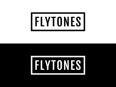Flytones Logo_02 graphic design flytones electronic trap hiphop beat producer music branding logo