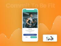 Mobile Signup screen Design