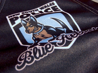 Blueheelers Logo 2011