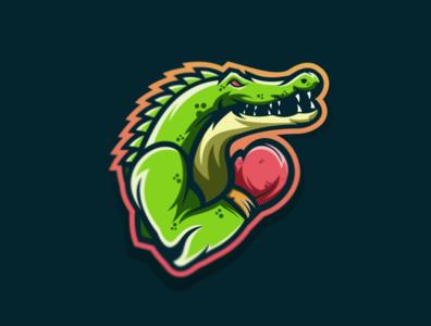 crocodaile logo idea