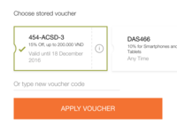 E-Commerce Vouchers