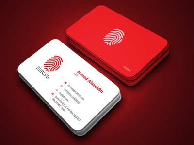 red business card typography design web vector business card design graphicsdesign illustration branding creative design businesscard