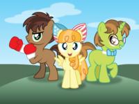 Philly Pony Mascots