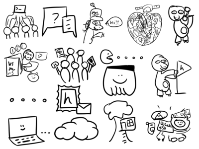 Icon Brainstorming