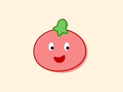 Tomato in Inkpad tomato