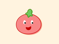 Tomato in Inkpad