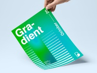 Gradient Poster - Poster Design