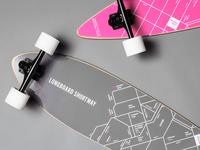 Longboard - citymap