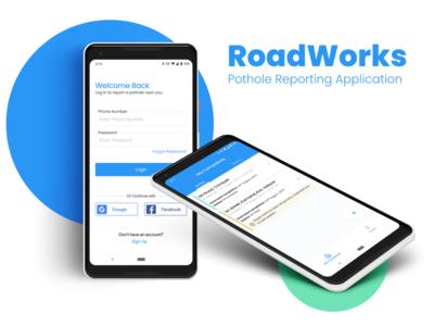 RoadWorks - Complaints Application